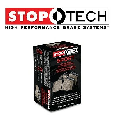 For Lotus Elise Exige 2005-2011 Front Brake Pads Set StopTech Sport # 30901090