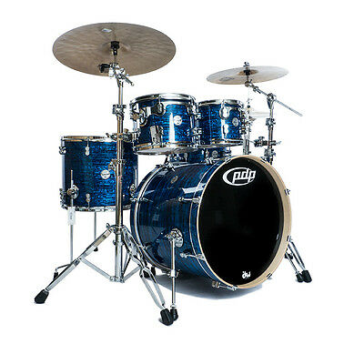 PDP Concept Maple 5pc Drum Shell Pack - Blue Strata