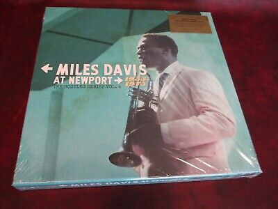 Miles Davis Limited Edition Audiophile Box Sets Bitches Kind Of Blue & Newport