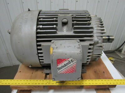 Baldor 60HP Electric Motor 3PH 460V 1740 RPM 364T Frame