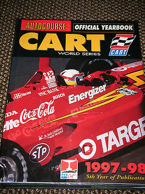 Autocourse Cart World Series 1997 1998 Alex Zanardi Gil De Ferran Jimmy Vasser