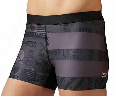 Reebok Crossfit Comp Booty Stripes Ropa interior