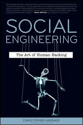 Social Engineering The Art of Human Hacking by Christopher Hadnagy 9780470639535