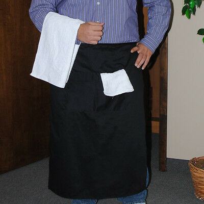 Full Bistro Apron, 2 Pockets