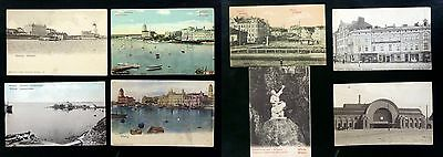 Finland  Russia  Wiipuki  Wiborg  8  Old  View  Cards