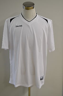 Spalding 300211603 Attack Shooting Shirt col.white black