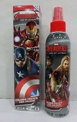 Profumo Bambini MARVEL-THE AVENGERS:AGE OF ULTRON Colonia Fresca 200 ML Spray