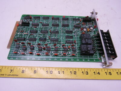 RELIANCE 0-52851 18C Printed Circuit Digital Card Sequencing New