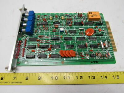 RELIANCE 0-52853-1 Printed Circuit ISCB Card New