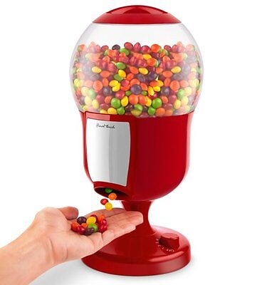 Final Touch MAGIC SNACK DISPENSER Motion Activated Sweet NUT Candy Treat Ball