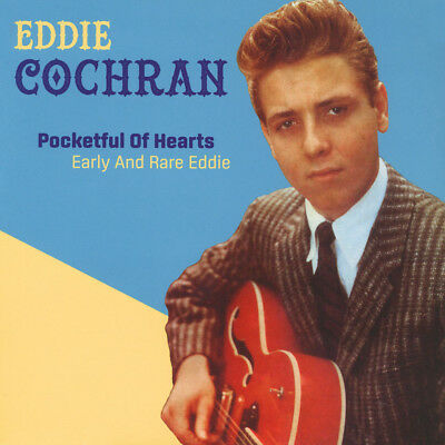 Eddie Cochran - Pocketful Of Hearts: Early And (Vinyl LP - 2016 - EU - Original)
