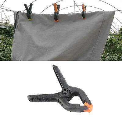 Heavy Duty Plastic Backdrop Spring Clamp for Photography Background Plate LKCN