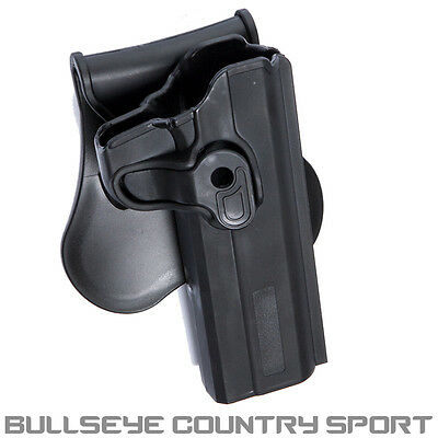 Strike Systems Molded Polymer Holster 1911 Black Right Handed 18215 Airsoft