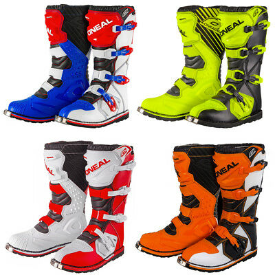 Oneal Rider Motocross-Stiefel color MX Enduro Stiefel