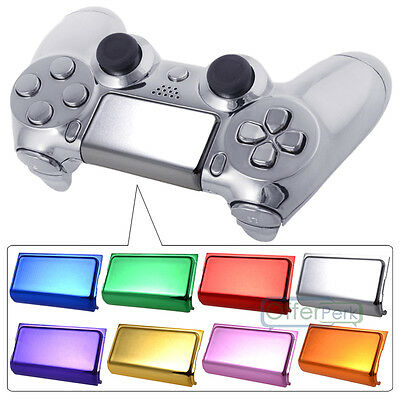 Custom Touch Pad Replacement Parts for Playstation 4 PS4 Controller Chrome Color