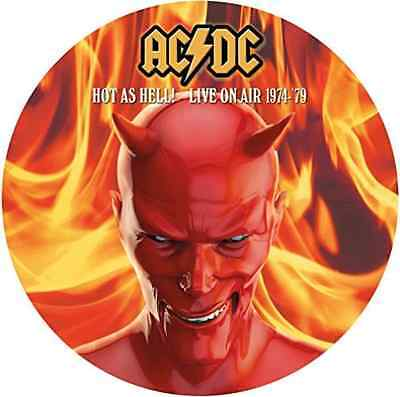AC/DC-Hot As Hell - Picture Disc  VINYL NEU