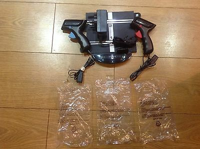 SCALEXTRIC SPORTS c8545 POWERBASE TRACK VARIABLE CONTROLLERS TRANSFORMER TESTED