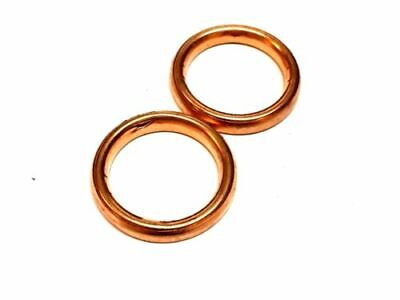 Exhaust Gasket, 32mm OD, Honda XR50 GY6 Chinese Scooter ATV Motorcycle E104