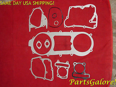 Gasket Set, Complete GY6 150 150cc Long Case 46cm Honda Chinese European Scooter