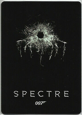 James Bond Archives 2016 SPECTRE ~ 76-CARD BASE SET, CASE TOPPER CT1 & BINDER