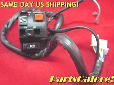 Left Handlebar switch, 13 wire 5 function, Chinese Scooter ATV Motorcycle