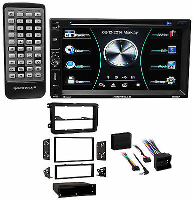 2012-2015 Volkswagen Beetle VW Car DVD/iPhone/Bluetooth/USB Receiver Stereo
