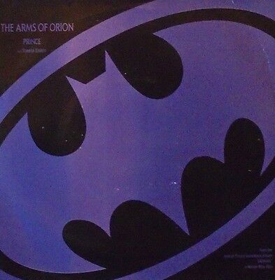 """PRINCE - The Arms Of Orion ~ 7"""" Single PS"""