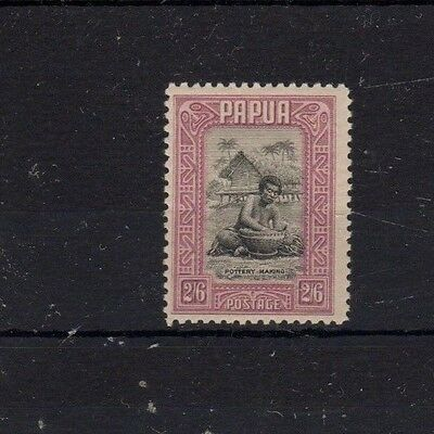 Papua Stamp. Sg147 Lightly Mounted Mint.