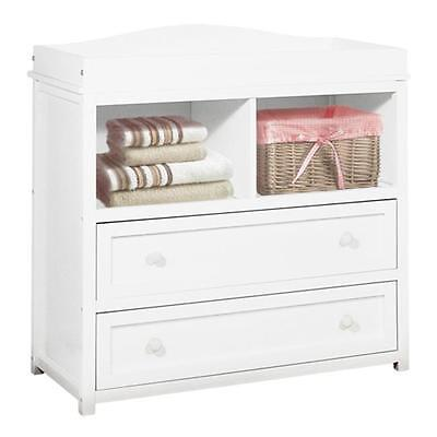 AFG International 008W AFG Athena Leila I Changing Table in White