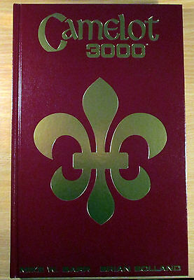 *camelot 3000* Hardcover*limitert 222 Ex.*+ Signierter Druck*panini*2011*top*!!!