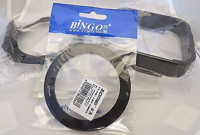 Zomei Cokin P Type Fit Filter Holder With 67mm P Adaptor Ring & Lens Hood