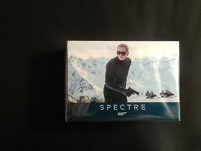 James Bond 007 Archives 2016: Spectre Set Of 76 Cards