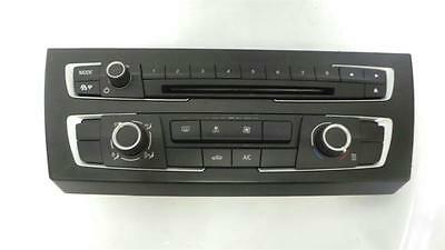 Bmw 1 Series F20 F21 Heater Climate Control Radio Cd Player Sterio - Ncs1189684