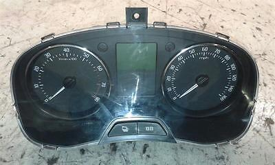 2010 To 2014 Skoda Fabia - Instrument Cluster / Clocks / Speedo - 1238183