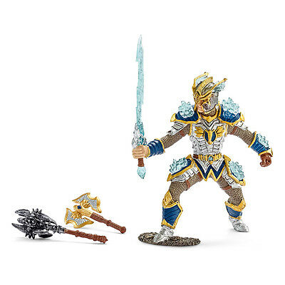 Schleich 70123 Griffin Knight Hero With Weapons (Knights) Plastic Figure