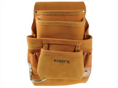 Kunys KUNAP-I933 Carpenter's Nail & Tool Bag 10 Pocket