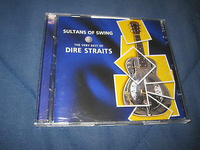 Dire Straits The very best of Sultans of swing CD