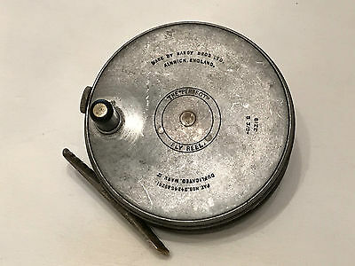 """Hardy Perfect 3 ⅜"""" Duplicated MkII Fly Reel by Hardy Bros Alnwick"""