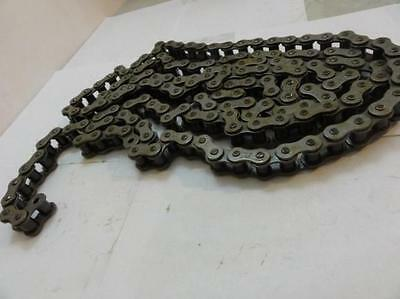 "41317 New-No Box, Rexnord REX60R10BX Roller Chain, 10 Foot Length, 3/4"" Pitch"