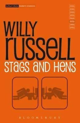 """""""Stags and Hens"""" by Willy Russell 9780413767806 (Paperback, 2001)"""