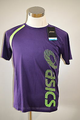 Asics Short Sleeve Perf. Multi Graph. Tee Men 113983 0245  POS A11