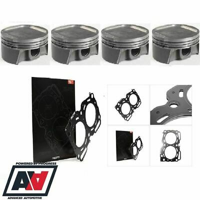 Mahle Forged Pistons Cometic/Cosworth Head Gaskets Subaru Impreza P1 WRX RA