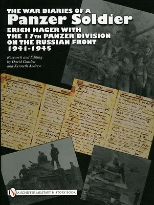 The War Diaries of a Panzer Soldier (Schiffer Military History Book) (Hardcover)