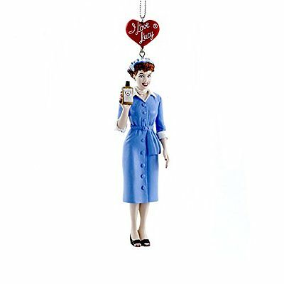 I LOVE LUCY VITAMEATAVEGAMIN Lucille Ball resin Christmas Ornament