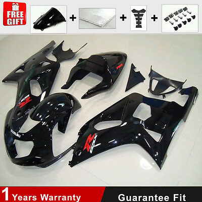 Injection Mold ABS Bodywork for K1 K2 K3 Suzuki GSXR 600 750 Fairing 01 02 03