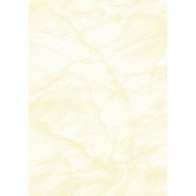 No Brand-Marble Papers 90gsm Sand Pk100  AC NEW