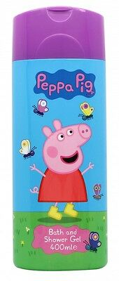 Peppa Pig Peppa Pig Bubble Bath 400Ml. New. Free Shipping