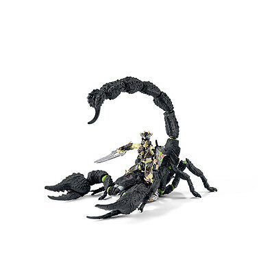 Schleich 70124 Scorpion Rider (The World of Knights) Plastic Figure