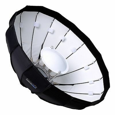"Fotodiox Pro Studio Solutions EZ-Pro Beauty Dish and Softbox 40"" (100cm)"