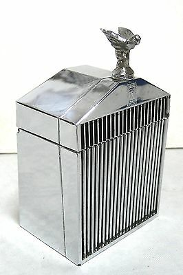 Rolls-Royce Radiator Grill shaped table gas lighter (UK ONLY!) GWO. 014=myref